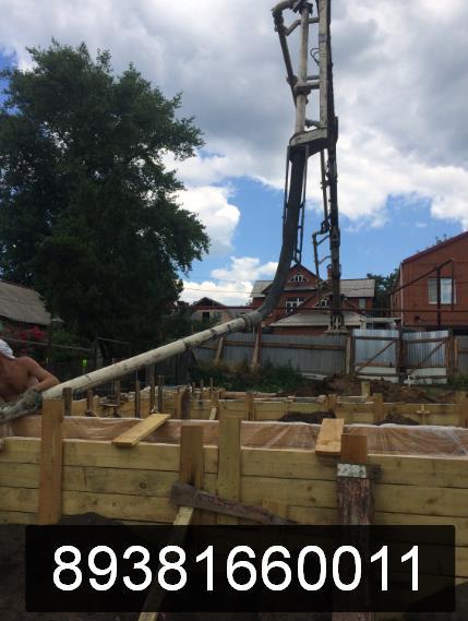В Шахтах и Новошахтинске бетона продажа и доставка 25 часов подряд