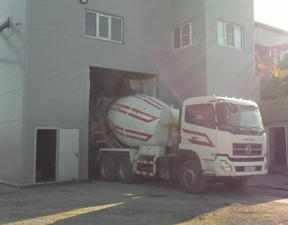 Преимущества миксеров с бетононасосом от нашей компании