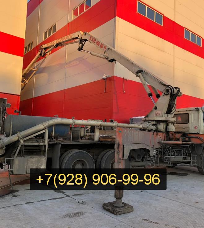 Как сделать заказ на миксер с бетононасосом от нашей компании?