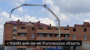 бетононасос Шахты до 2028 заказать + бетон